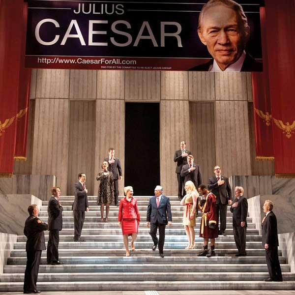 Julius Caesar - Chicago Shakespeare Theater - Chicago