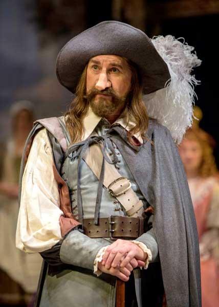 The play Cyrano de Bergerac?