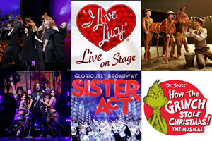 Broadway In Chicago 2012-2013 Season