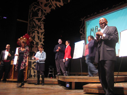 Victory Gardens 39 Casting Auction For 39 Anything Goes 39 Chicago Theatre News