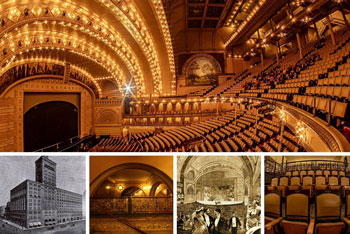 Auditorium Theatre Tours