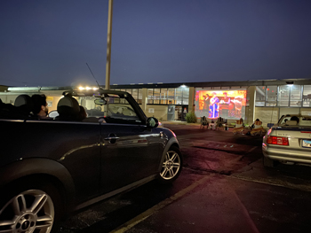 Drive in Theatre in Chicago
