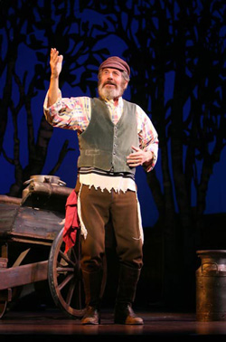 Fiddler On The Roof Starring Legendary Performer Topol