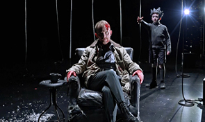 I, Banquo at Chicago Shakespeare Theatre in Chicago