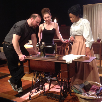 Intimate Apparel Eclipse Theatre Company