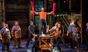Kinky Boots at Paramount Theatre