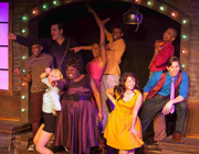 Smokey Joe's Cafe Royal George Theatre Chicago