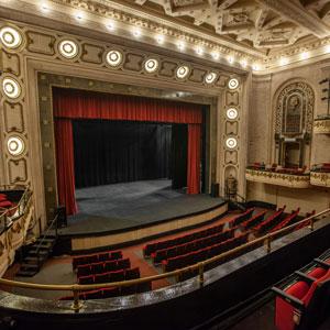 Studebaker Theater in Chicago