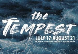 The Tempest at Oak Park Festival Theatre