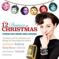 The 12 Dames of Christmas Starring Angela Ingersoll
