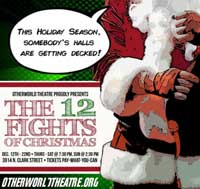 The 12 Fights Of Christmas