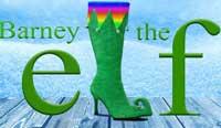 Barney the Elf
