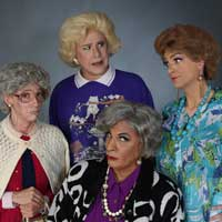 The Golden Girls: Bea Afraid! - The Halloween Edition