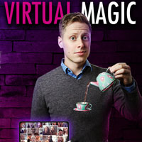 Ben Seidman: Camera Tricks - Live Interactive Virtual Magic Show