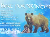 Best for Winter, being a short Shakespeare adapted from The Winter's Tale and other works