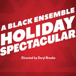A Black Ensemble Holiday Spectacular