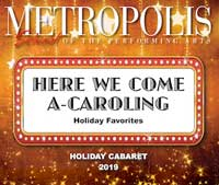 Here We Come A-Caroling: Holiday Favorites