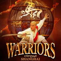 Cirque Shanghai: Warriors