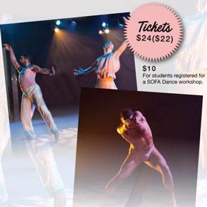 Cerqua Rivera Dance Theatre Performance
