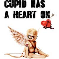 Cupid Has a Heart On