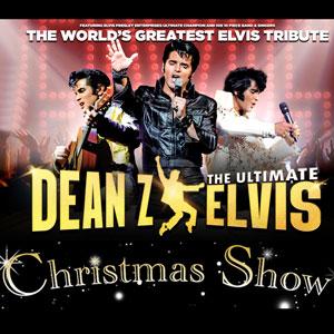 Dean Z: The Ultimate Elvis Christmas Show