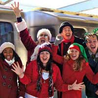 EL Stories: Holiday Train