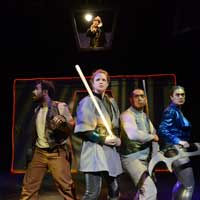 Engage! A Choose-Your-Own Science Fiction Fight Show
