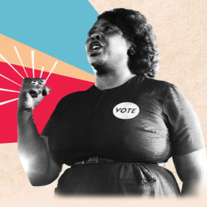 Fannie, The Music and Life of Fannie Lou Hamer
