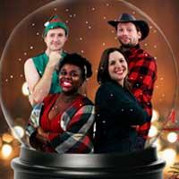 A Snow Globe Kissmas: A Hallmark Christmas Movie Parody