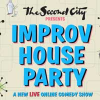 Improv House Party: Helter Shelter