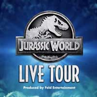 Jurassic World Live in Chicago