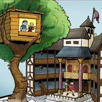 Magic Tree House: Showtime With Shakespeare