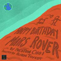 Happy Birthday Mars Rover