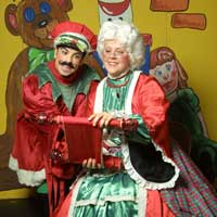 Mrs. Claus, A Holiday Musical!