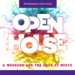 Open House - A Weekend For The Arts at Wirtz