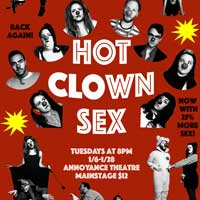 Hot Clown Sex