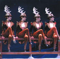 Rockettes Christmas Tour.Offer 2