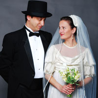 Kate skvarla wedding