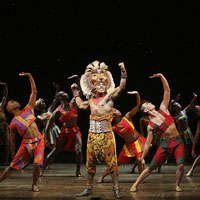 The Lion King in Chicago