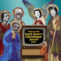 the david bowie christmas special 1977 network edit - David Bowie Christmas