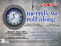 Merrily We Roll Along - Karger Center - Chicago