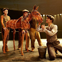 War Horse - Cadillac Palace Theatre - Chicago
