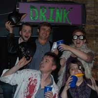 Drink! The Sketch Comedy Drinking Game
