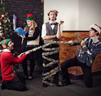 The Second City's Holidazed and Confused Revue