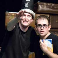 Potted Potter in Chicago