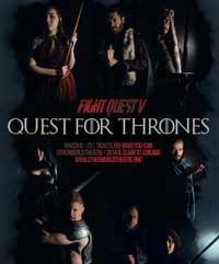 Fight Quest V: A Quest For Thrones