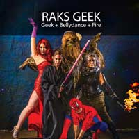 Raks Geek: A Xenomorph Holiday Special