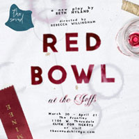 Red Bowl At The Jeffs