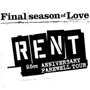 Rent at CIBC Theatre in Chicago