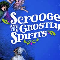 Scrooge and the Ghostly Spirits